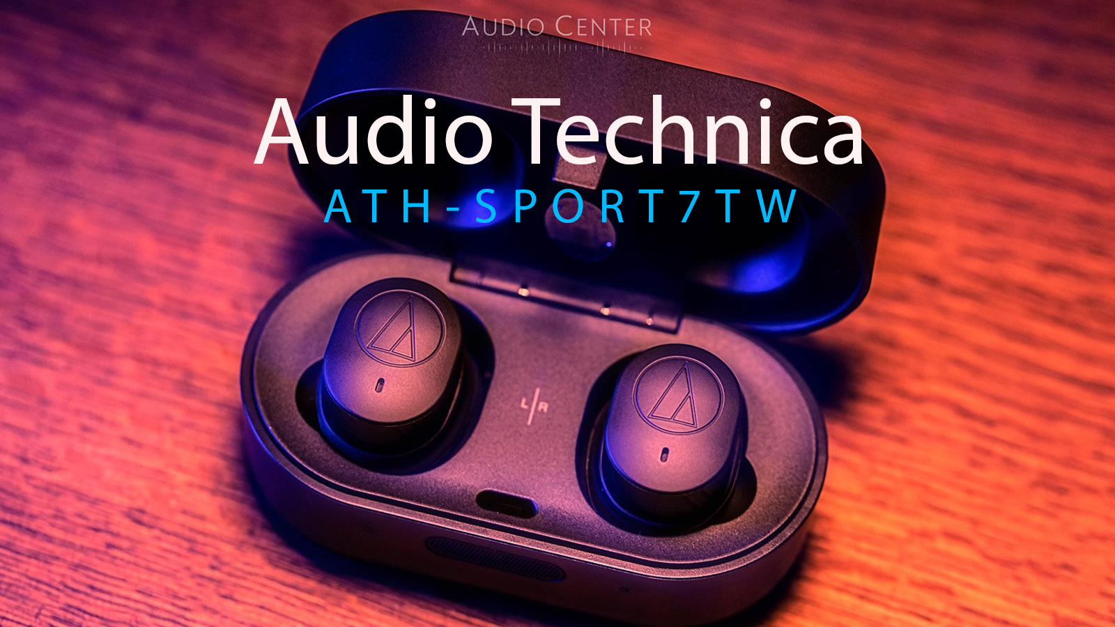 Tai nghe Audio Technica ATH-Sport7tw