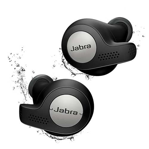 Tai nghe Jabra Elite Active 65t Black